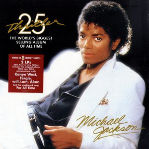 Michael Jackson – Thriller – 25th anniversary edition (2x12inch)