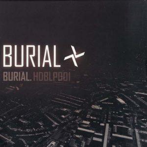 Burial – Burial EP (2LP)