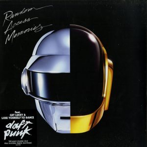 Daft Punk – Random access memories (2X12 lp, 180g + mp3)