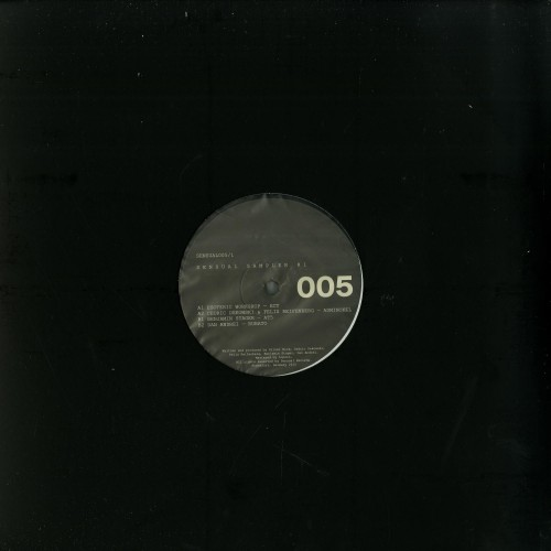 Various artists sensual sampler 1 2x12inch magazin for Minimal house artists