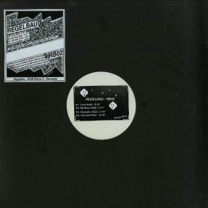 Regelbau – RB02 (Vinyl Only)