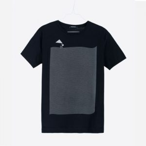 T-Shirt | Late Ferry Black