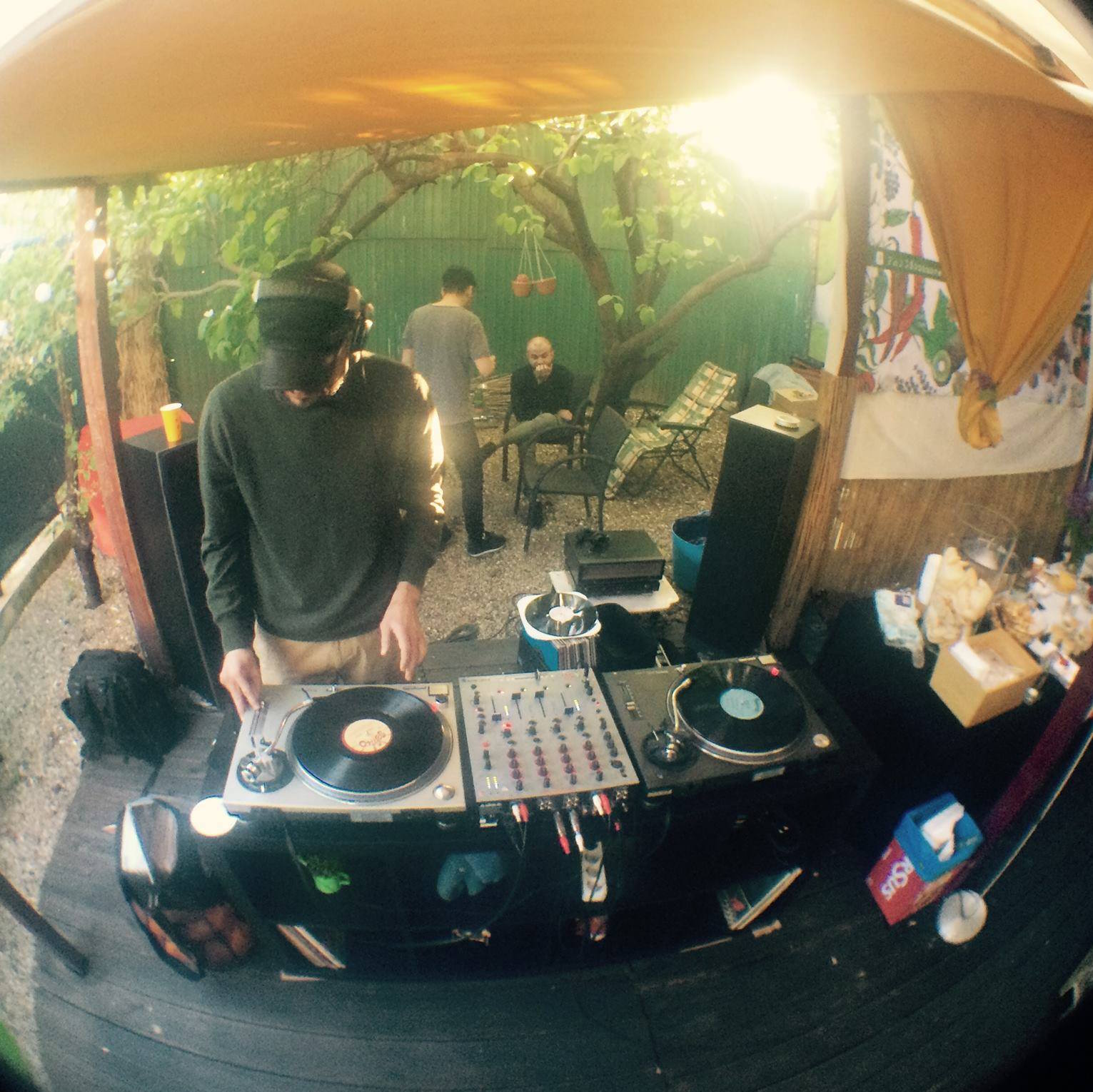 A Funk Perspective: Crate Digging with UFe