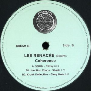 Lee Renacre Presents Various ‎– Coherence