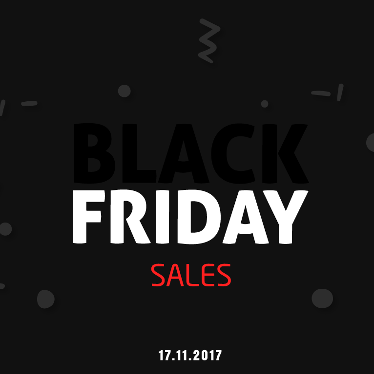 Black Friday @ Misbits!