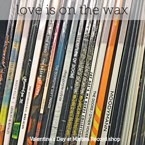 Love Is On The Wax