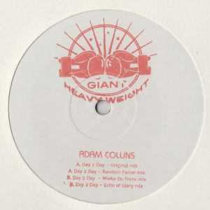 Adam Collins – Day 2 Day