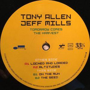 Tony Allen, Jeff Mills – Tomorrow Comes The Harvest