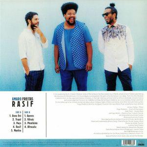Amaro Freitas – Rasif
