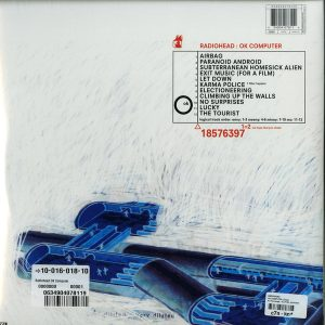 Radiohead – OK Computer (2x12LP)
