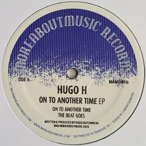 Hugo H. – On To Another Time EP