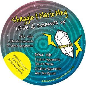 Shaggie , Mario Mng – L'Alba di Bonassola EP