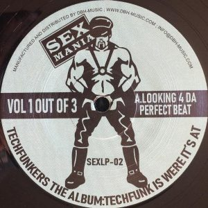 Techfunkers – Techfunkers The Album:Techfunk Is Where It's At (Vol 1 Out Of 3)