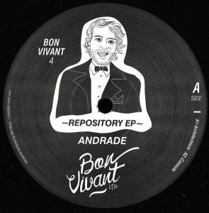 Andrade – Repository EP