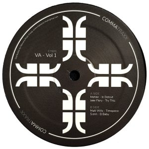 Various – Comma Traxx Vol 1