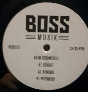 Adam Strömstedt – Seriöst/Komigen