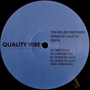 The Willers Brothers – Shade Of Light EP