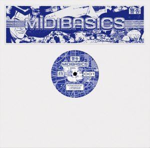 Midibasics – Planetarium Ep