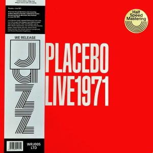 Placebo – Live 1971