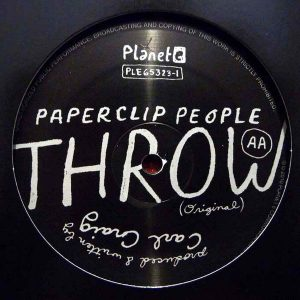 LCD Soundsystem / Paperclip People – Throw