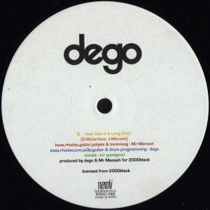 Dego – Twelve Steps