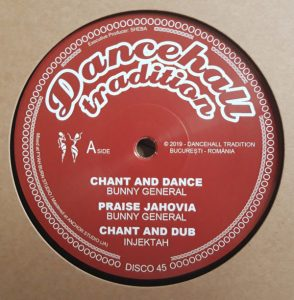 Bunny General, Echo Minott, Tenor Youthman, Injektah – Chant And Dance / Dancehall Traditions