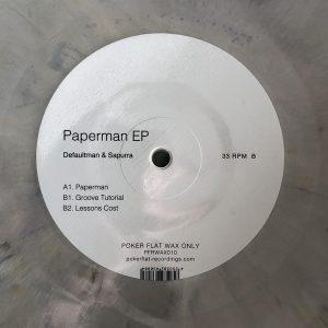 Defaultman, Sapurra – Paperman
