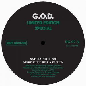 G.O.D. – Limited Edition Special