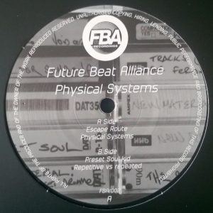 Future Beat Alliance – Physical Systems
