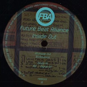 Future Beat Alliance – Inside Out