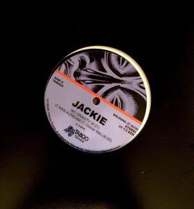 Jackie – No Gravity